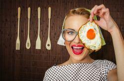 Makan Telur Setiap Hari, Sehat Kah?