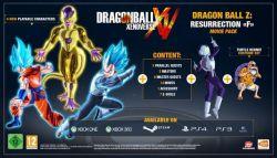 DLC Terbaru Dragon Ball Xenoverse Datangkan Tokoh-Tokoh dari Film Dragon Ball Z: Resurrection