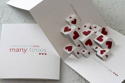 Desain Kartu Valentine, Romantis Juga Humor