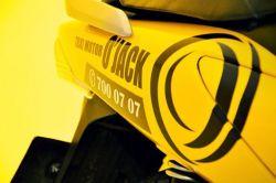 O'jack, Taksi Ojek Motor Dilengkapi Argometer