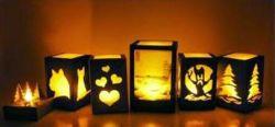 Cara Membuat Lampu Lampion Sederhana dari Kertas Kardus