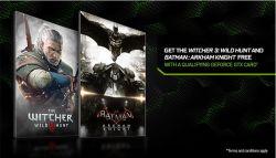 Promo Terbaru Nvidia! Beli Kartu Grafis Geforce Berhadiah The Witcher III dan Batman Arkham Knight