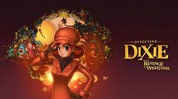 Detective Dixie Sudah Rilis! Pecahkan Kasus Kriminal dengan Tampilan Khas Visual Novel