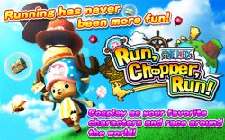 Karakter Chopper dari One Piece Punya Game Mobile-nya Sendiri! Judulnya One Piece: Run, Chopper, Run