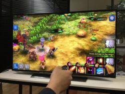 Gokil! Hello Hero Nantinya Bisa Dimainkan Melalui Samsung Smart TV!