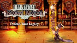 Terus Bertambah, Final Fantasy: Record Keeper Kembali Dapatkan 4 Karakter Baru dalam Update Terbaru