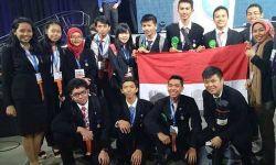 Hebat! Pelajar Indonesia Meraih Grand Award di ISEF 2015