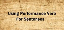 Pengenalan Performative Verb