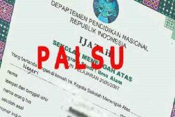Maraknya Ijazah Palsu dari PTS Buram