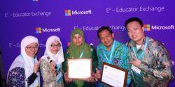 Dua Guru Indonesia Raih Penghargaan Guru Inovatif Sedunia Global Educator Challenge