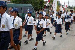 Banyak Siswa SMP Bandung Barat Putus Sekolah Seusai SMP