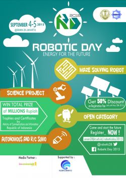 Robotic Day 2015