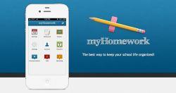 My Homework, Aplikasi Perencanaan untuk Pelajar