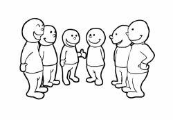 Cara Super Cepat Membangun Komunikasi Akrab dengan Orang Lain