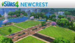 Maxis Tambahkan Wilayah Baru Bernama Newcrest untuk The Sims 4