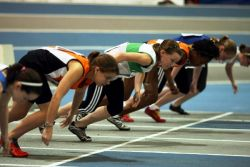 Pengertian dan Teknik Dasar dalam Olahraga Lari Jarak Pendek