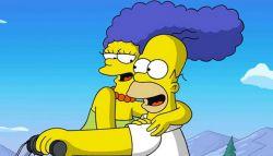 Masa Depan The Simpsons Semakin Suram, Homer dan Marge Akan Resmi Bercerai