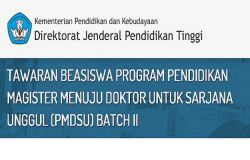 Yuk Segera Daftar Beasiswa PMDSU untuk Fresh Graduate 2015