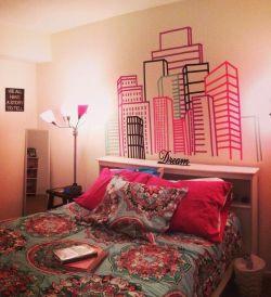 Ayo Dekorasi Ruanganmu dengan Washi Tape!