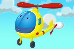 Yuk Menjelajah Angkasa dengan Lagu Anak Helikopter!