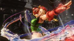Karakter Birdie dan Cammy Bakal Dapat Dimainkan dalam Street Fighter V!