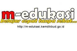 M-Edukasi, Belajar Online dari Kemdikbud