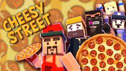 Kirim Pizza Sembari Menghindari Rintangan di Game Mobile Terbarunya Kuung Games, Cheesy Street.