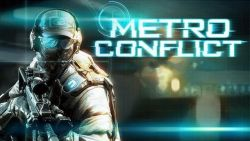 Game Shooter, Metro Conflict Sudah Memasuki Tahap Open Beta