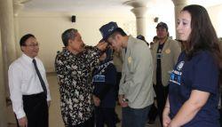 Mahasiswa dari 7 Negara Ikuti KKN di Mojokerto Jawa Timur