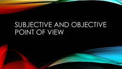 Penggunaan Subjective Case pada Kalimat