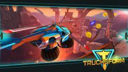 Trucksform, Game Racing yang Memungkinkan Kotakers Mengendarai Truk Terbang!