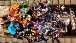Versi Ps4 Game Fighting Wanita Skullgirls 2nd Encore Akan Dirilis Bulan Juli Ini