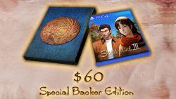 Game Kickstarter Shenmue III Berikan Bonus Hadiah untuk Versi Fisik Playstation 4!