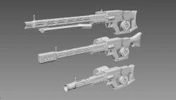 Senjata Ini Merupakan Contoh dari Mod yang Dapat Digunakan dalam Fallout 4 Nanti