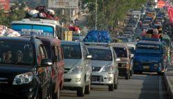 Waspadai Beberapa Titik Kemacetan Menjelang Mudik Lebaran