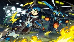 Game Kickstarter Fenomenal Mighty No. 9 Akan Diadaptasi Menjadi Film