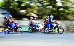 Tips Aman dan Nyaman Mudik dengan Sepeda Motor