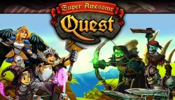 Super Awesome Quest, Game Mobile RPG Fantasi dengan Gameplay Unik Telah Hadir di iOS dan Android