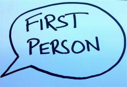 First-Person Pronoun pada Kalimat