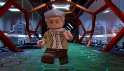 Begini Jadinya Kalau Stan Lee Muncul dalam Lego Marvel'S Avengers!