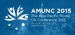 Mahasiswa UGM Raih Gelar Best Delegate dalam Ajang Amunc 2015
