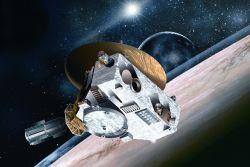 New Horizon, Pesawat Penyelidik Pluto
