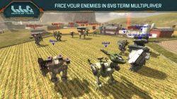 Walking War Robots Dapat Update Baru, Hadirkan Map Baru untuk Perang Jarak Jauh