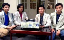 Agos, Kompor Gas Otomatis Buatan Mahasiswa UGM