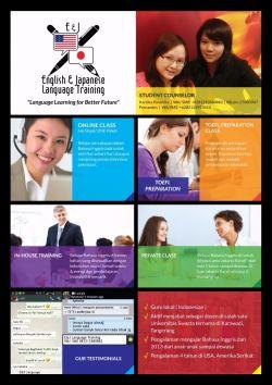 Promo Conversation Class dan Basic Grammar