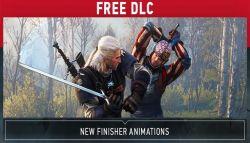 DLC Gratis The Witcher III Minggu Ini adalah Finisher Moves Baru untuk Geralt