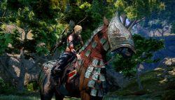 Kuda Berkostum Baja Ini Merupakan Bagian dari DLC Terbaru Dragon Age Inquisition