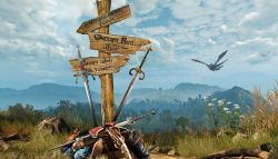 CD Projekt Red Siapkan Mode New Game + untuk DLC Terbaru The Witcher III
