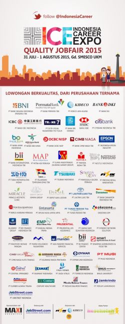 Indonesia Career Expo (Quality Job Fair)
