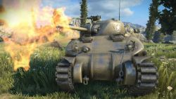 Akhirnya World of Tanks: Xbox One Edition Telah Resmi Dirilis!